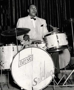 "Sidney ""Big Sid"" Catlett"