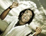 """Horacio """"el Negro"""" Hernandez : Modern Drummer"""