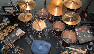 Glenn Kotche Kit