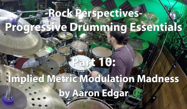 Rock Perspectives video lesson part 10