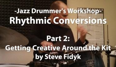 JDW - Rhythmic Conversions