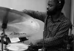 """Video Premier! Marcus Gilmore on the Track """"Dig & Dump"""" and Improvising With Pianist Kris Davis"""
