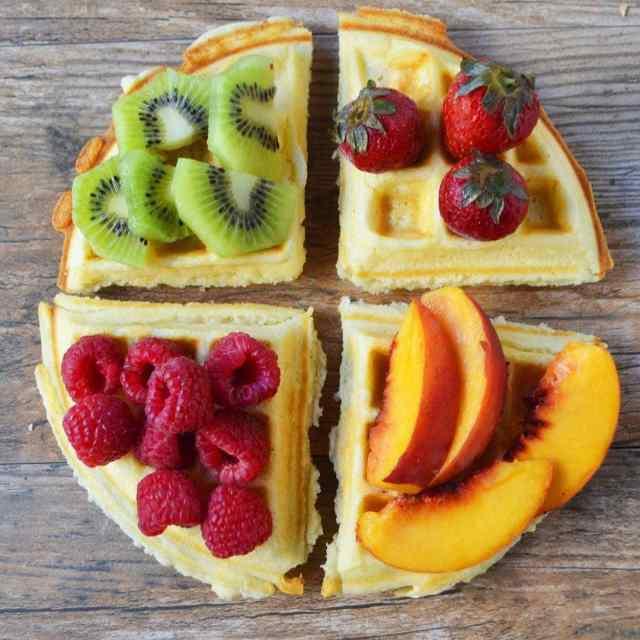Its NationalWaffleDay so its imperative that we celebrate every foodhellip