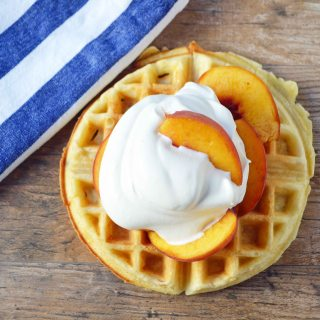 Mama Driggs Famous Buttermilk Waffles