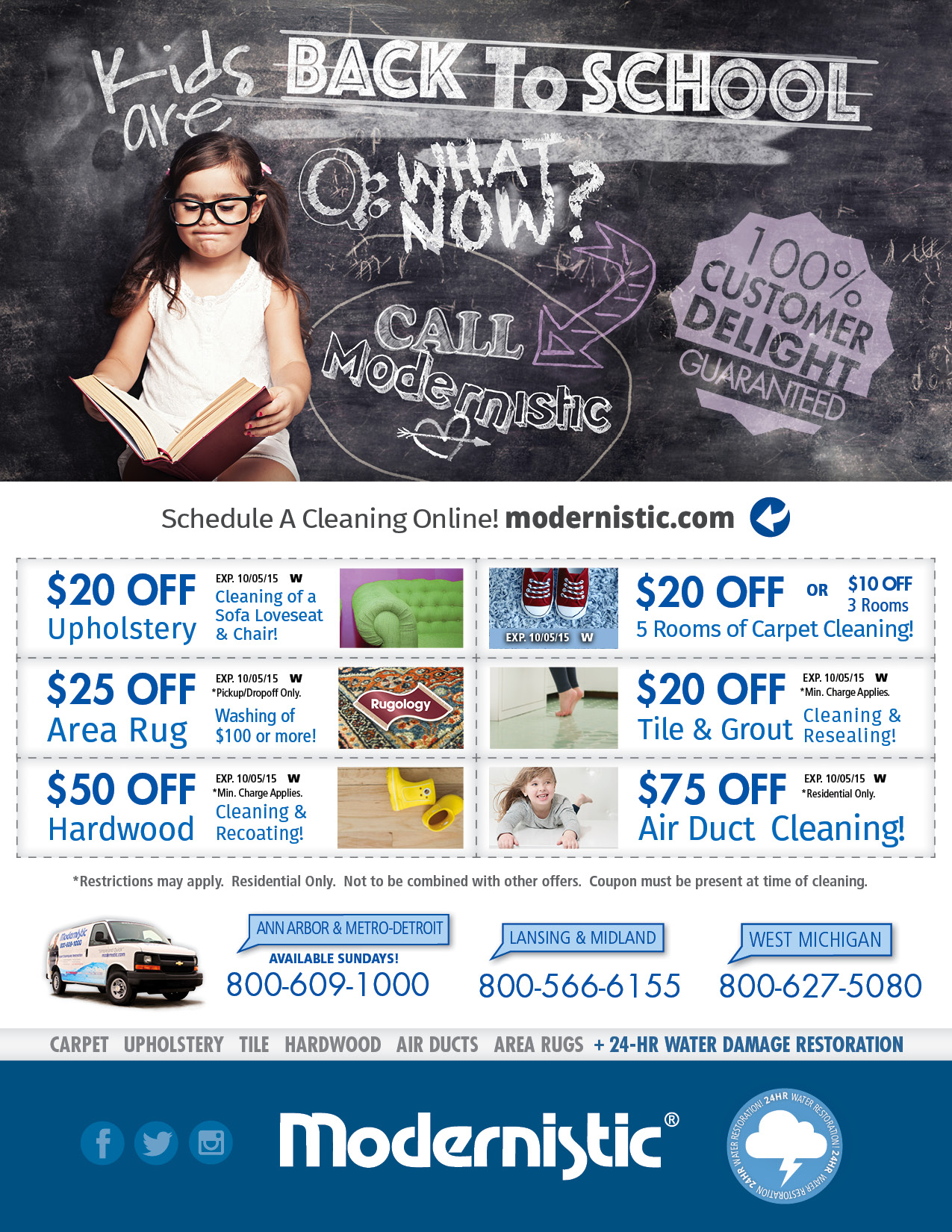 Modernistic Modernistic Coupons
