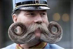 Beat Cancer By Growing a Mustache