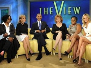 Obama on The View