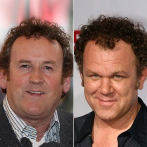 John C. Reilly and Colm Meaney
