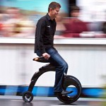 YikeBike: The Awesomest <br>Electric Half-Bike Around