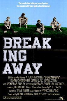 Inspirational Sports Movies Breaking Away