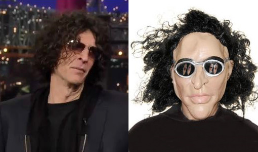 howard stern mask