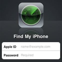 Evolve Awards: Find My iPhone