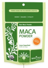 best natural energy drinks for men maca powder
