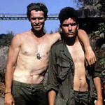 charlie sheen biography platoon