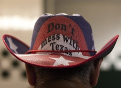 States secede hat