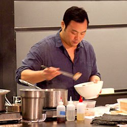 Evolve Awards David Chang Umami