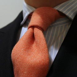 best ties for men, Cashmere