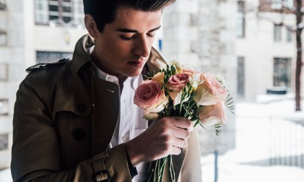 Should You Bring Flowers On The First Date? Probably Not.