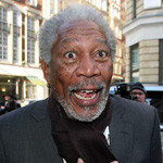 Photo Gallery: What's Morgan Freeman Thinking?
