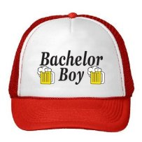 Bachelor Boy Trucker Hat