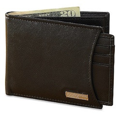 best wallet for men, calvin klein