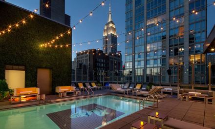 8 Of The Best Rooftop Bars in NYC