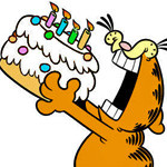 Happy 35th Birthday, Garfield!
