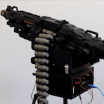 Video: A DIY Motion-Detecting Automatic Nerf Sentry Gun