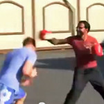 Video: A Man So Quick, He's Impossible To Punch