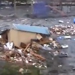 New Video of the 2011 Japanese Tsunami