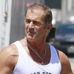 Mel Gibson Is Jacked