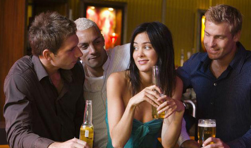 Why Your Wingman Should Be A Woman