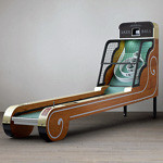 For Your Pad: A Vintage Arcade Skeeball Machine