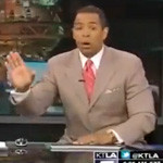 Video: Earthquake Rattles News Anchors