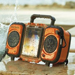 Stuff We Want: Eco Terra Waterproof Speaker Case