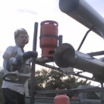 Video: Guy Builds Giant Fart Machine