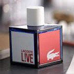 More Better Stinkiness: Lacoste Live Cologne