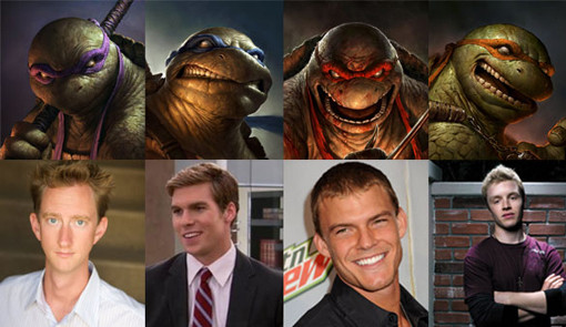5 Reasons Teenage Mutant Ninja Turtles Won't Suck Cast