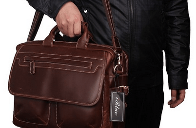 5 Of The Best Leather Briefcases For Men