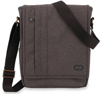 CaseCrown Horizontal Mobile Messenger grey