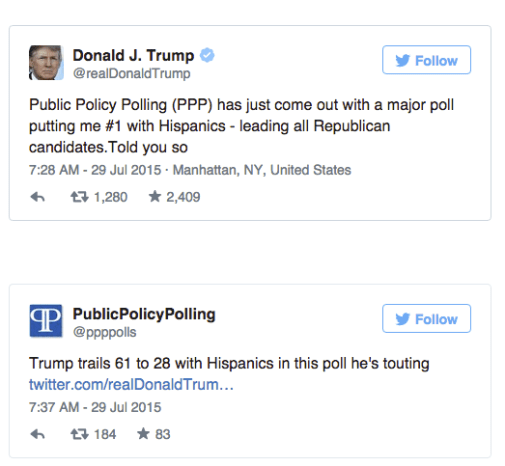 dumb trump quotes latino voters