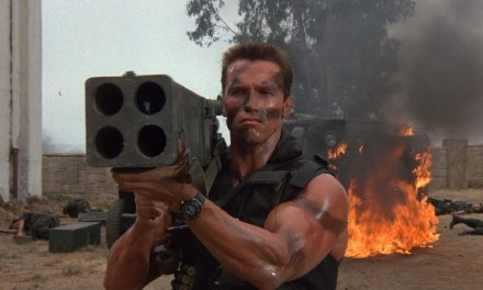 BOOM! A Supercut of Explosions in Schwarzenegger Movies [Video]