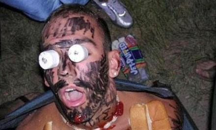17 People Who Are Drunker Than A Pirate Ship [Photos]