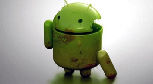 android phones unsafe study