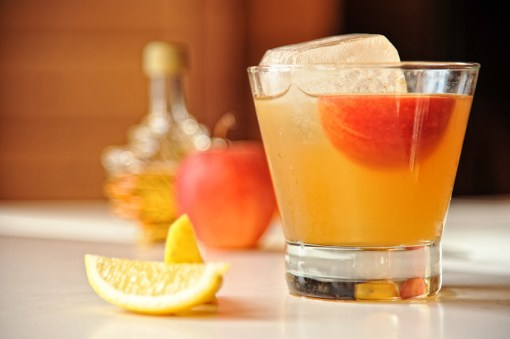 3 Delicious Fall Cocktails Using Crown Royal Regal Apple,  Jim Beam Apple, Wild Turkey