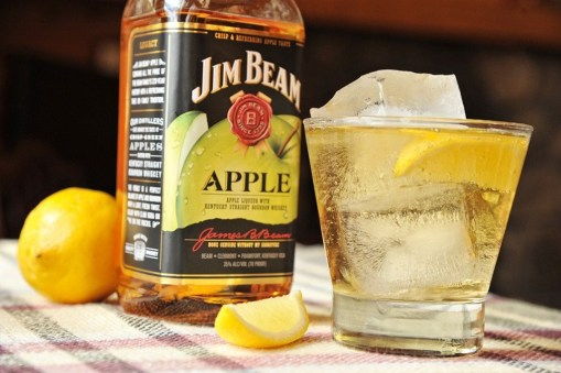 Cocktail Recipes: Jim Beam Apple: Ginger Cider