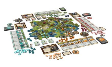 10 Board Games That Aren't Lame