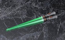 Kotobukiya Star Wars Luke Skywalker Episode VI Light-Up Version Lightsaber Chopsticks