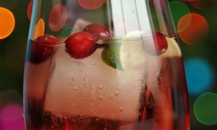 Holiday Cocktail Recipes: Cranberry Margaritas