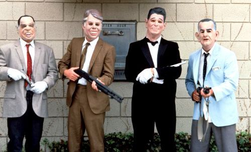 point break presidents